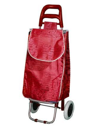 Дорожная сумка на колесах Paris