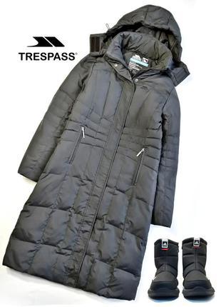 Пальто-пуховик trespass
