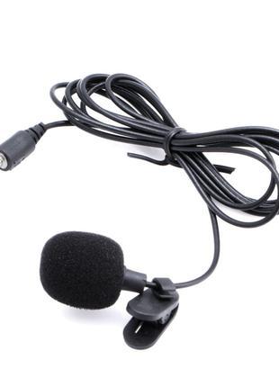 Микрофон петличка универсальный