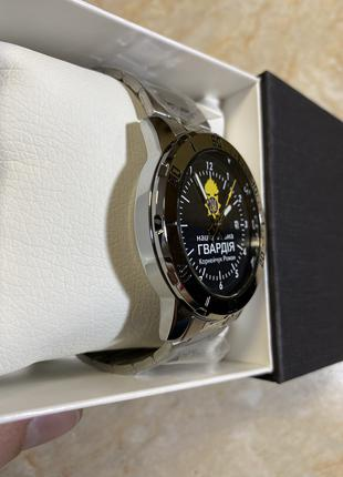 Мужские наручные часы Casio VD 01 D с лого Национальная гвардия