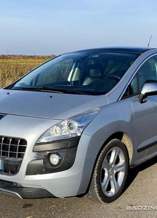 Peugeot 3008, 2010, 2.0 hdi 110 kw, механіка