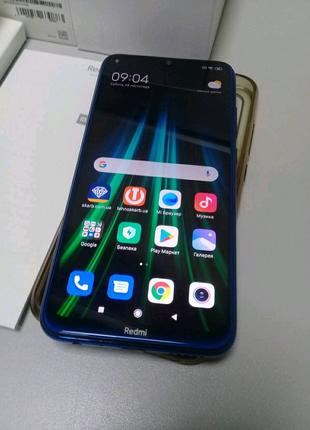 Мобильный телефон Xiaomi redmi note 8 4/64gb