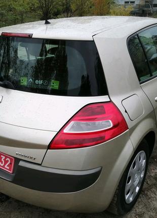 Renault Megane 2 Рено Меган