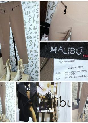 Malibu элегантные итальянские брюки