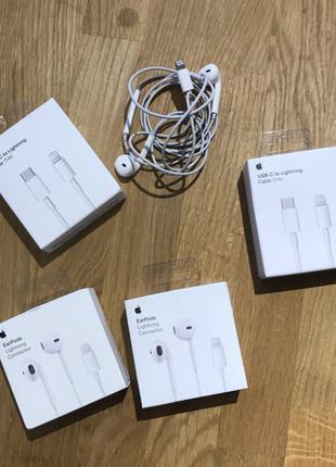 Зарядний кабель для Iphone Usb-C lightning/шнур Apple original