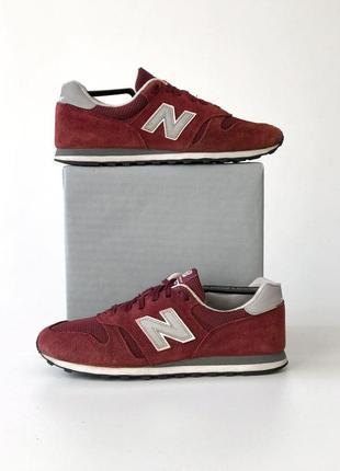 Мужские оригинальные кроссовки new balance 373