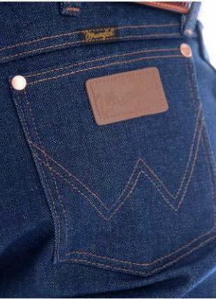 Wrangler 13mwz оригинальные джинсы