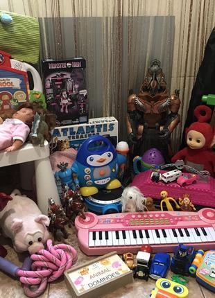 Игрушки Англия іграшки mega bloks hasbro fisher price chicco elc