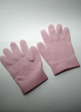 Гелевые увлажняющие spa перчатки и носочки