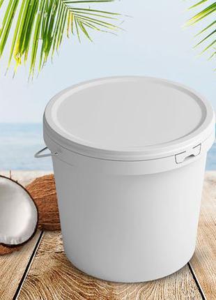 Кокосовое масло для приготовления попкорна 10кг/ведро