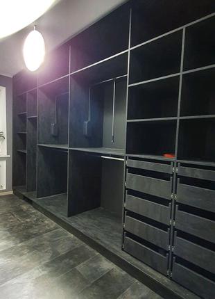 Мебель для гардеробных комнат,шкафы купе, шкафы