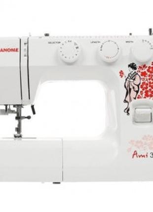 Janome Ami 35S - электромеханическая швейная машина