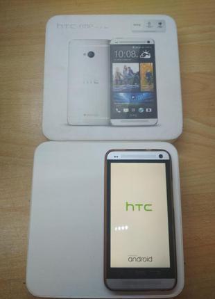 Рабочий телефон HTC One dual sim 802w 2/32