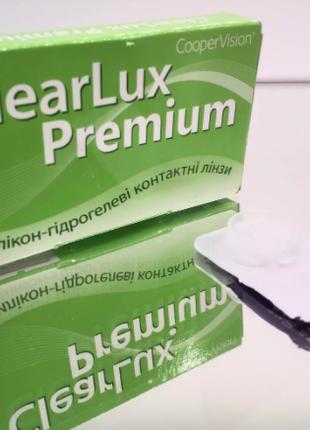 ClearLux Premium контактные линзы