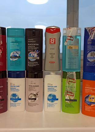 Специализированные шампуни для волос и ополоскиватели Фаберлик