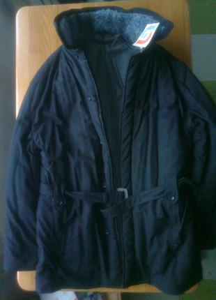 Куртка мужская рабочая зимняя (на ватине, размер 170,176-112-116)