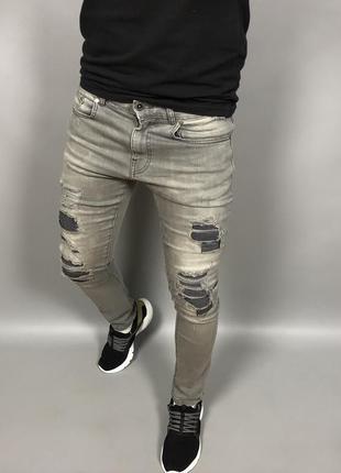 Мужские джинсы от zara (#1s22)