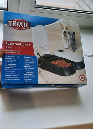 Кормушка для собак с таймером