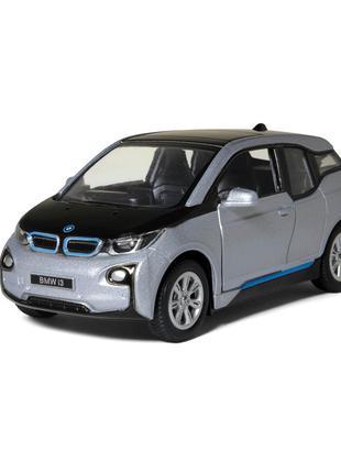 BMW i3 бмв машинка металл.