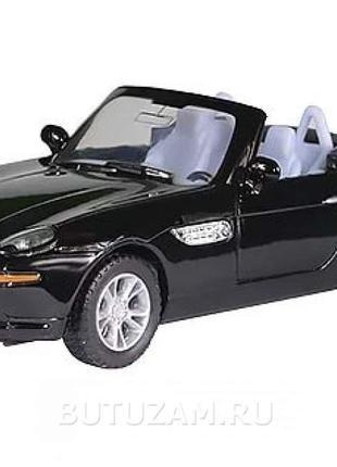 BMW Z8 бмв машинка металл кабриолет.