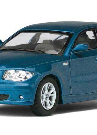 BMW 1 Series бмв машинка металл.