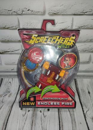 Игрушка для мальчика дикий скричер Screechers Wild перевёртыш