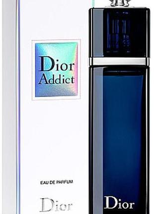Скидка!!christian dior addict eau de parfum, 100 мл
