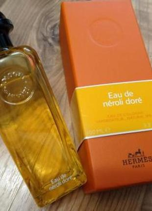 Hermes eau de néroli doré,100 мл, одеколон,унисекс, оригинал!