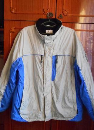 54-56 р. sports мужская спортивная утепленная куртка по типу r...