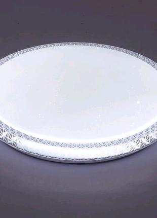 Светодиодные многофункциональные светильники с пультом 82вата