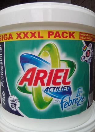 Ariel actilift порошок стиральный