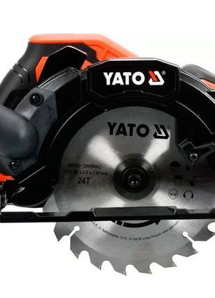 Пила дисковая по дереву Yato YT-82151