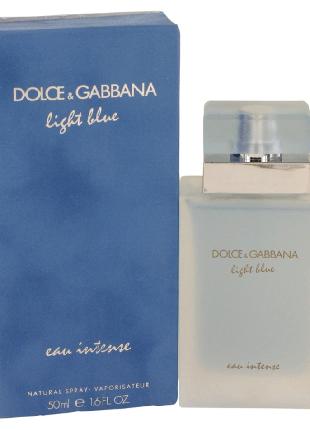 Женские духи Dolce&Gabbana Light Blue