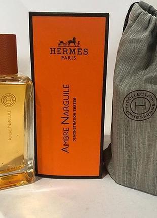 Hermes hermessence ambre narguile туалетная вода,100 мл, ориги...