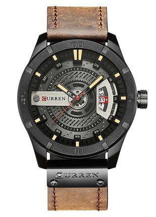 Часы наручные мужские CURREN DBrown AR D006