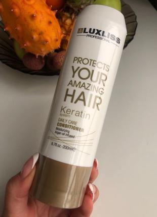 Кондиционер для волос LUXLISS