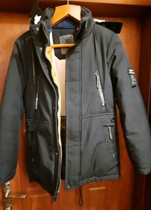 Куртка-Парка на подростка.