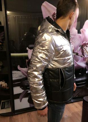 Куртка зимняя мужская р.46-48 Турция