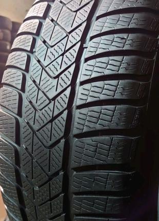 Комплект 245/50 r19 Pirelli Sottozero 3 winter RUNFLAT