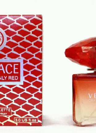 Versace Crystal Only Red  90 мл женский парфюм