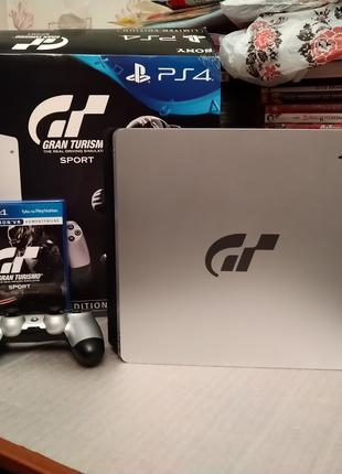 Playstation 4 Slim Gran Turismo Sport Limited Edition Bundle
