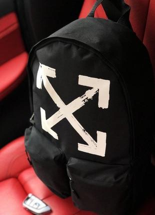 Рюкзак off-white black