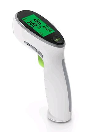 Бесконтактный цифровой инфракрасный термометр для детей и взрослы