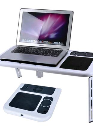 СтолИк трансформер для ноутбукА eTable ld09 підставка под с кулер