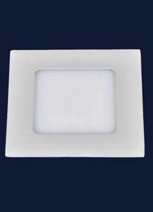 Светодиодный врезной LED светильник 3W 4000K
