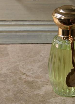 Annick goutal eau de charlotte франция винтаж 100мл