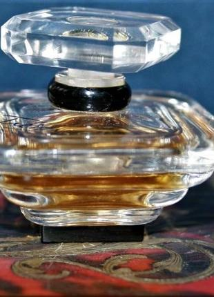 Tresor lancome хрустальный флакон духи 7.5ml parfum