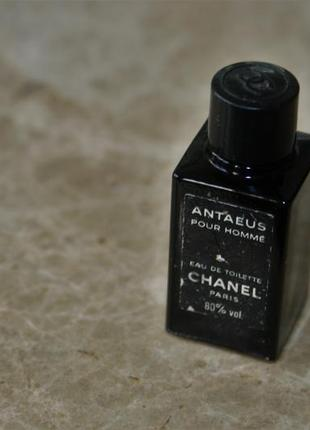 Винтаж парфюм chanel antaeus pour homme