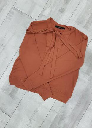 Блузка RESERVED с завязками