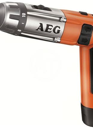 Аккумуляторная отвёртка AEG SE3.6LI